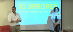 Ponencia de los 10 errores más comunes del Marketing Digital en la ORT